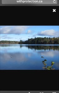 Danford Lake West Quebec - Kazabazua - กระท่อม