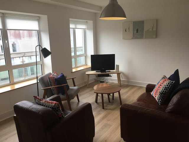 Apartment In The Heart Of Galway - Galway - House
