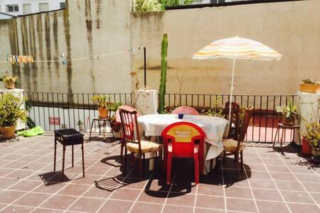 Full Flat with Sunny Terrace - València - Haus