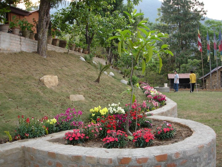 Shangrila Chalet & Shambala Gardens