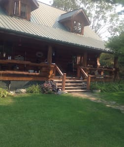 Private Rooms available in Log Home - Renfrew