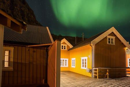Tind i Lofoten - Tind