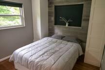 First floor bedroom w/Queen bed