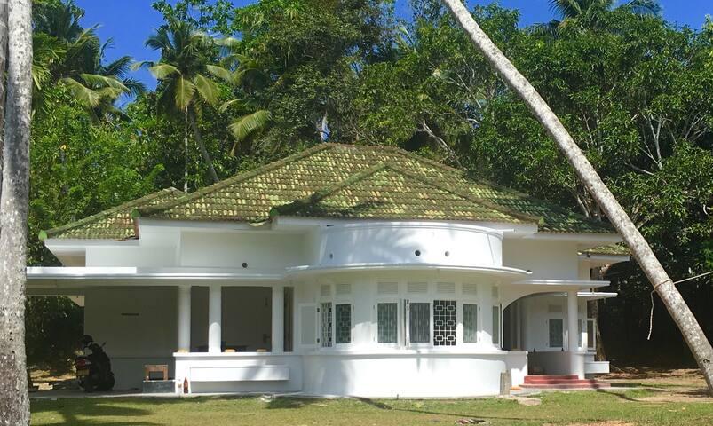 Tropical Deco House close to Beach - Ahangama - Casa