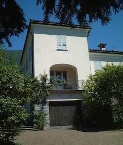 Maisonette Wohnung (idyllisch & zentral) - Muralto