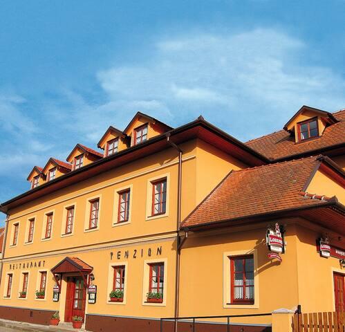 penzion Bouquet, Horní Věstonice, Jižní Morava