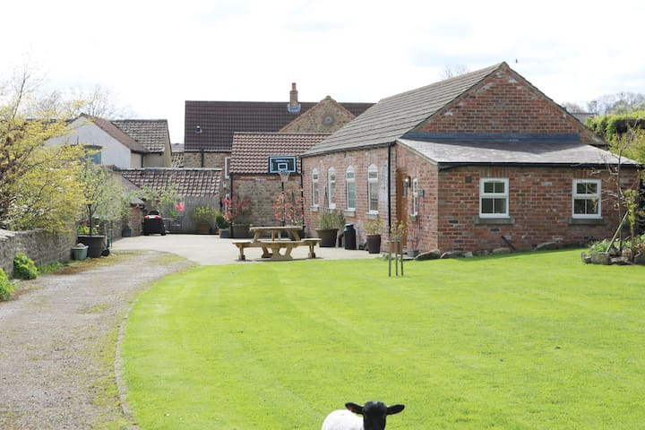 Byre Cottage close to Masham and Bedale