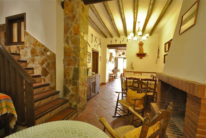 Casa Rural en la Serranía de Ronda - Cuevas del Becerro - Casa