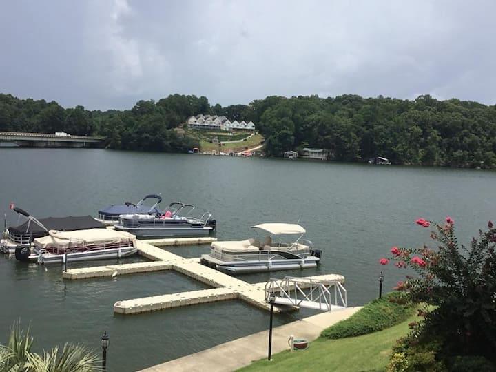 Lake Martin - Deep Water Boat Slip near Auburn!!