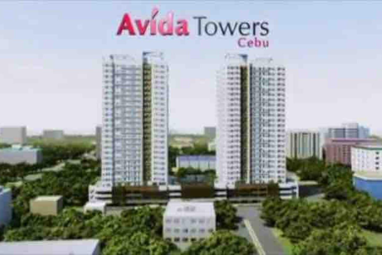 Avida tower 1 (Building on left) and Avida Tower 2 (building in Right)