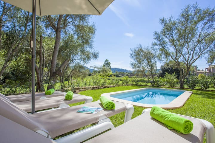 NA MIKELETA - Villa for 3 people in CAPDEPERA.