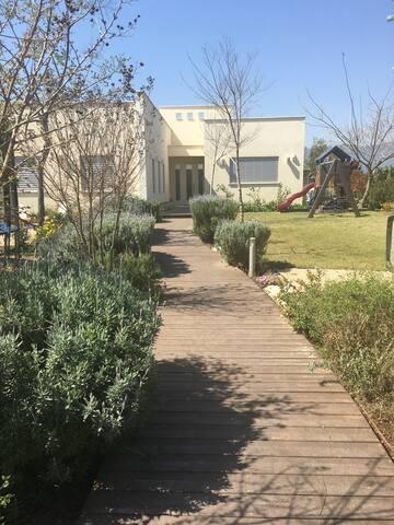 Villa in Sde Nehemya (Joran River)