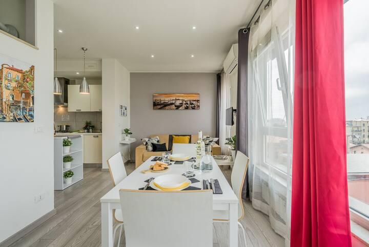 Conte Rosso Apartments CASANOVA