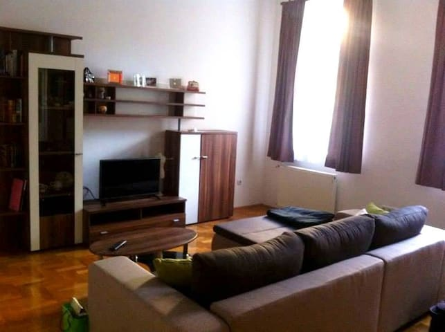 Cozy, central and safe :) - Budapest - Apto. en complejo residencial