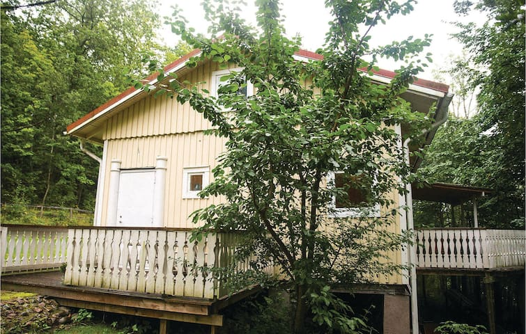 Holiday cottage with 2 bedrooms on 110m² in Överum