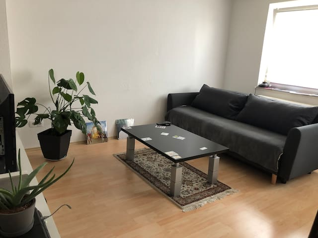 2-room flat in the centre of Kassel