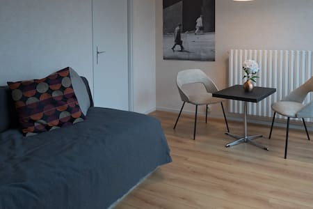 Bright and calm in the center - Annemasse - Appartement