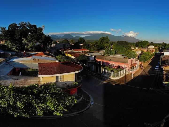 Alojamiento en Nahuizalco - Ruta de Las Flores
