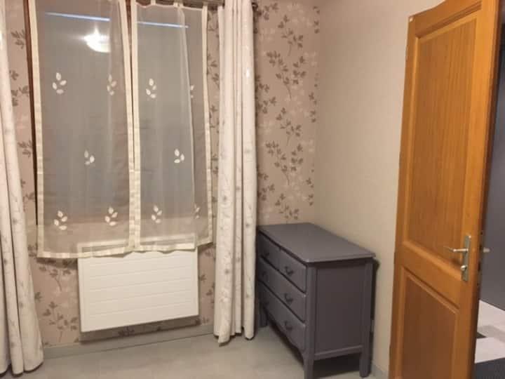 Chambre cosy à 17 minutes de la Gare Saint Lazare