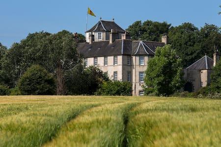 The Bakehouse, Foulis Castle, Highland Scotland