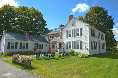 Rest Haven- Gorgeous circa 1830's Vermont Colonial