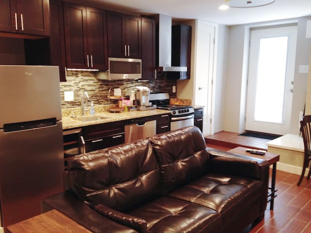 Luxurious Apartment 3 Blocks from U.S. Capitol - Washington - Apartment