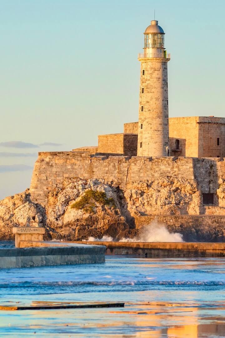 The Morro castle