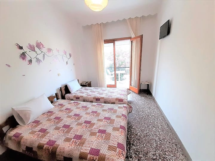 2 Bedroom Centre Apartment