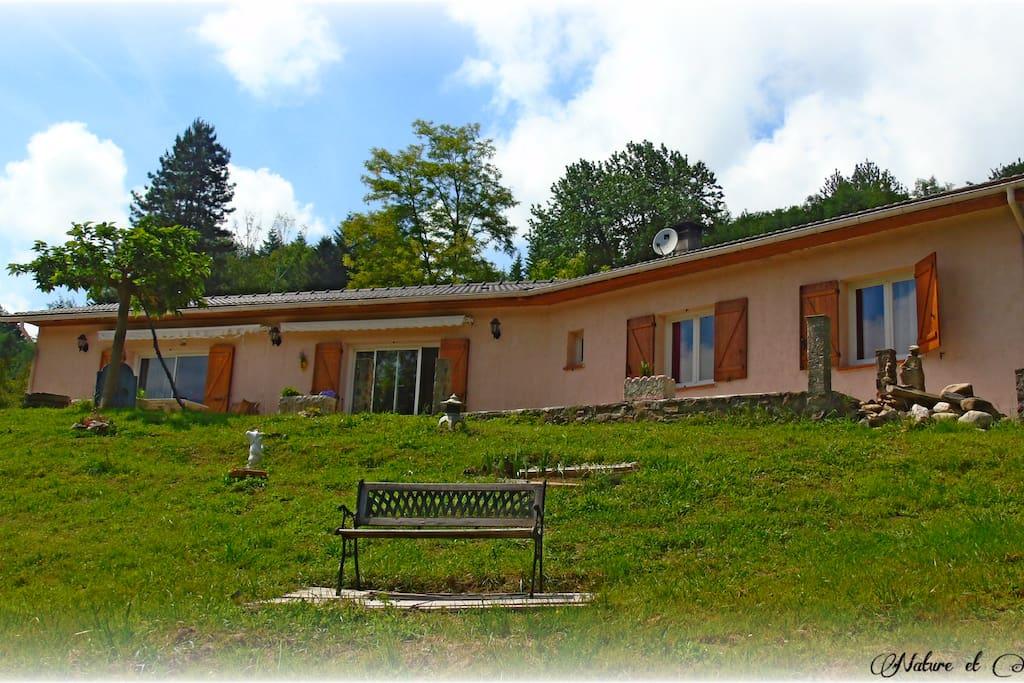 G te villa marquises casas en alquiler en serres sur arget francia - Casas de alquiler en francia ...