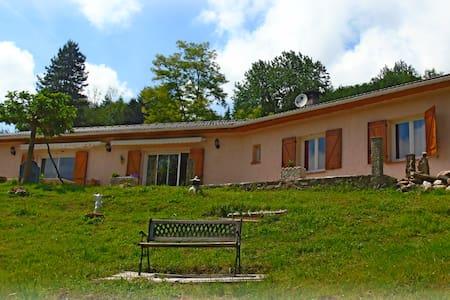 Gîte Villa Marquises - Serres-sur-Arget - 別荘