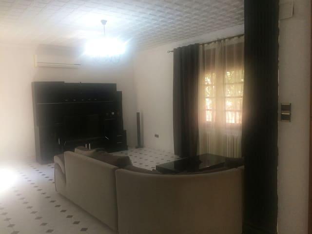 Villa cote ouest d'Alger
