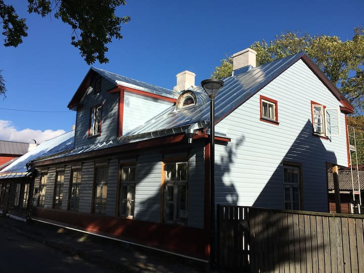Haapsalu Wiedemanni Townhouse