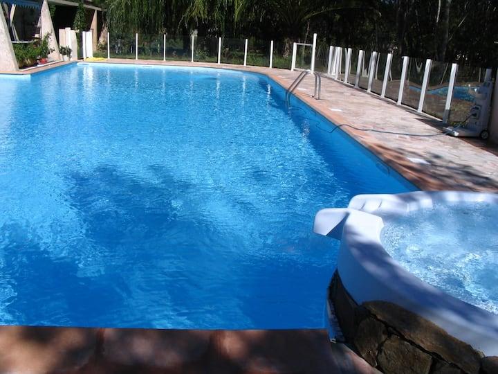 Maison de Vacances en Villa