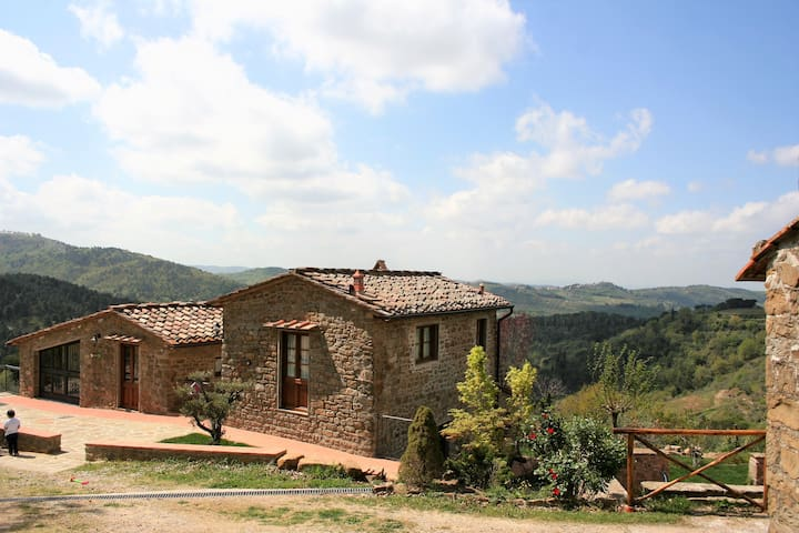 Le Balze di Pile Farmhouse - Greve in Chianti - Greve in Chianti - Apartment