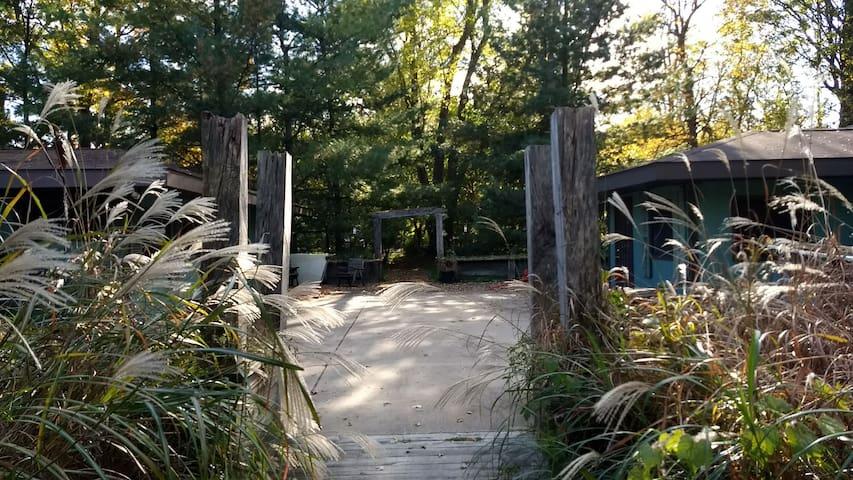 The Wuji Eco Retreat Center