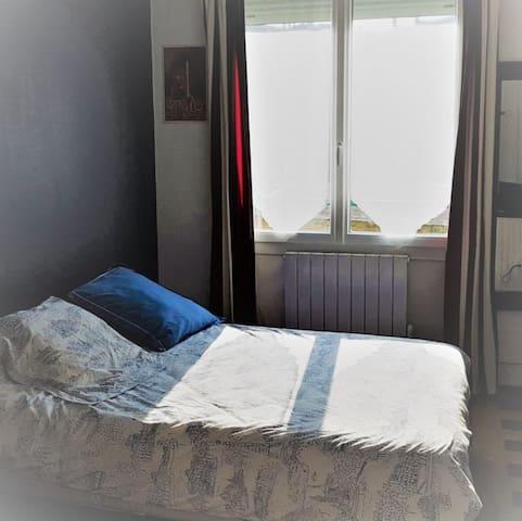 Chambre vue1