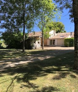 A small country house in Charente maritime - Saint-Thomas-de-Conac - Talo