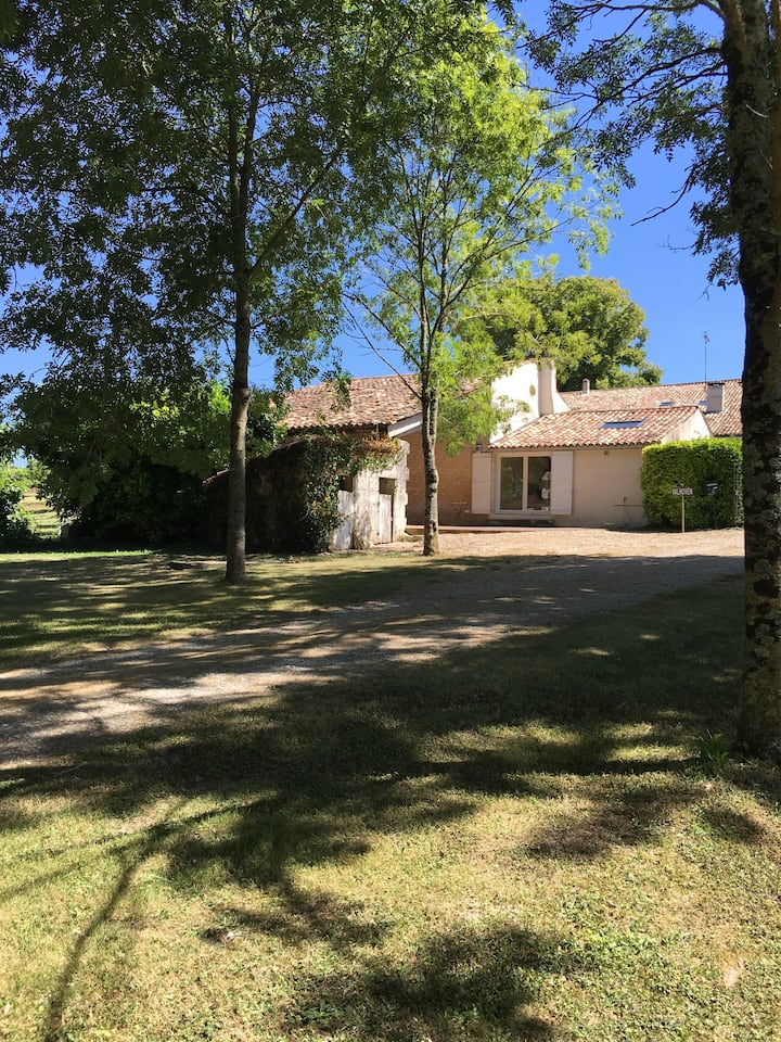A small country house in Charente maritime