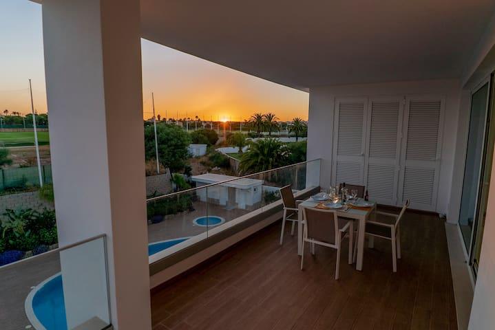 Sunset Condominium