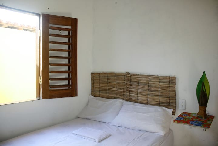 Private room - 03 persons - Jericoacoara Beach - House