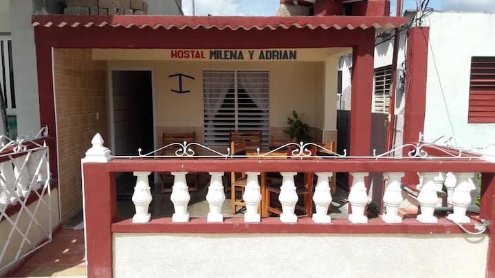 Hostal Milena y Adrián Habitación 1