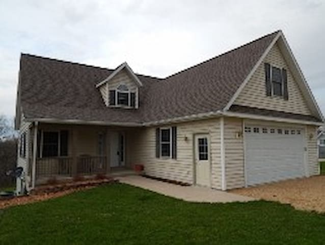4 bedroom home with game room