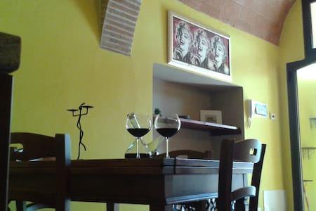 La casa di Miki e Beza - Castellina Scalo - 公寓