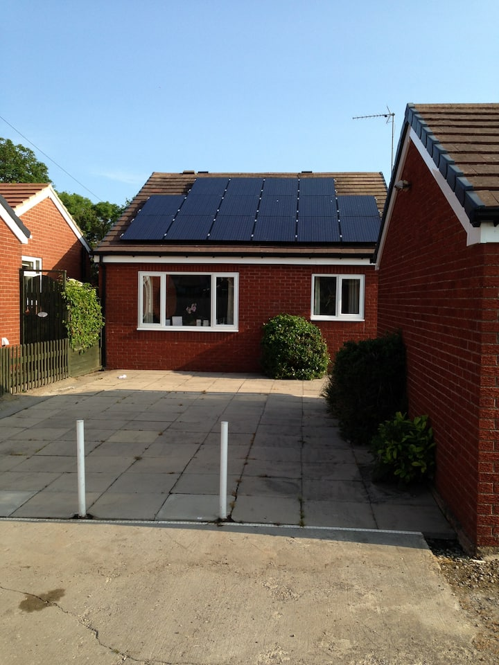 Holiday Bungalow on the Haven Primrose valley site