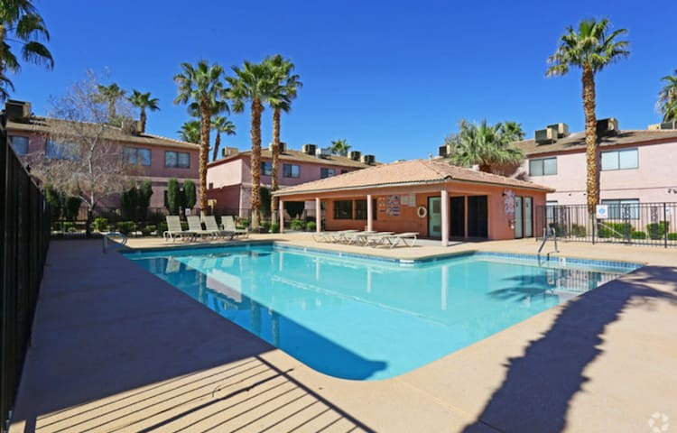 One bed room apartment in Las Vegas near the strip - Las Vegas - Apartment