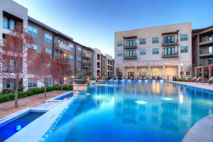 SA427 - Hills@the Rim furnished 4th flr 1bed1bth