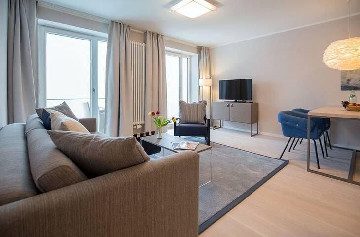 Ferienwohnung/App. für 4 Gäste mit 75m² in Binz (73216)