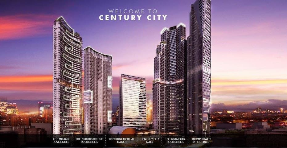 36/Floor Studio Unit at the heart of Makati City - Makati - Condominium