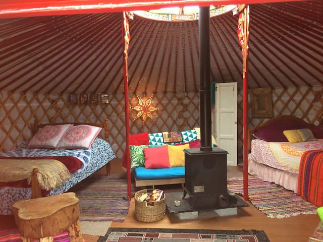 Traditional Mongolian yurt - Ballymacoda  - Yurt