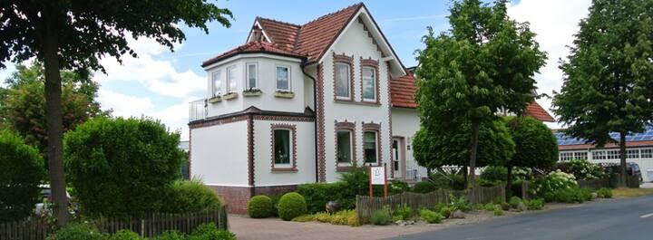 Das Elblotsenhaus: Kapitänsappartment